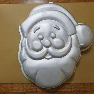 1987 Wilton Santa Cake Pan